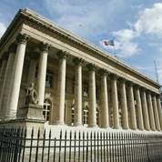 Valse-hésitation à la Bourse de Paris