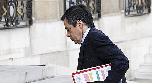 François Fillon repasse dans l'ombre