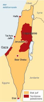 Depuis la deuxième Intifada en 2000, Israël interdit la circulation entre la bande de Gaza et la Cisjordanie.