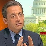 Sarkozy évoque son couple sur CBS