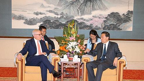 Carlyle veut investir 2,55 milliards de dollars en Asie