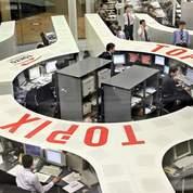 Timide hausse de la Bourse de Tokyo