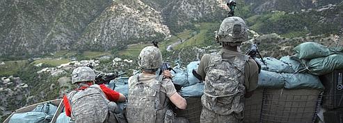 Les Américains évacuent une vallée afghane