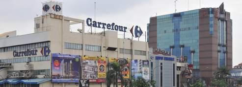 Carrefour : première hausse des ventes en un an et demi
