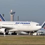 Air France annule des vols vendredi
