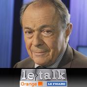 Michel Rocard, invité du Talk