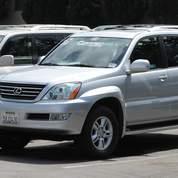 Toyota teste la sécurité de tous ses modèles 4X4