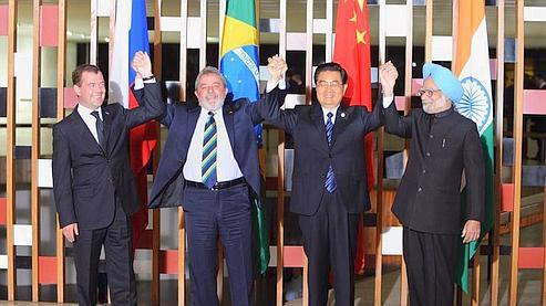 Accords commerciaux en marge du sommet des BRIC