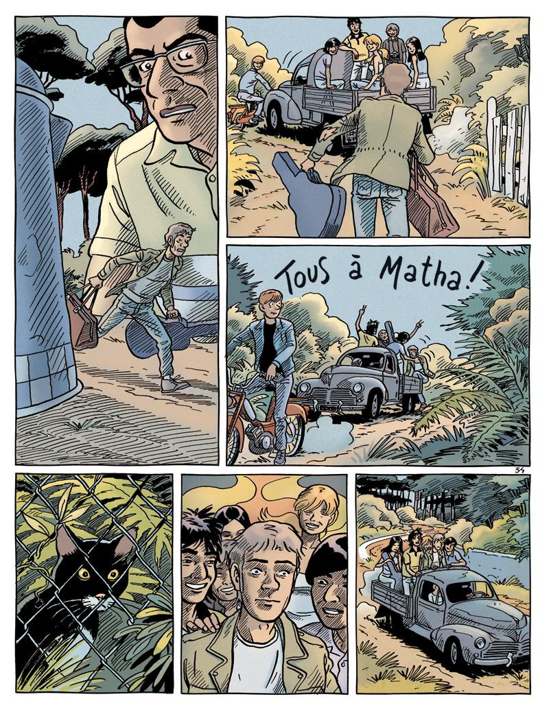 Tous à Matha, de Jean-Claude Denis 20100416PHOWWW00316