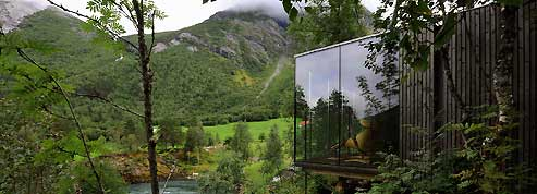 La Norvège, paradis des créateurs