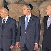 Comment Bush a évolué sans trahir Israël