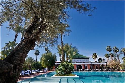 Balade dans le Marrakech chic