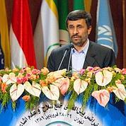 L'Iran veut désarmer les pays nucléaires