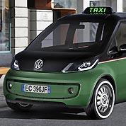 VW croit au taxi électrique