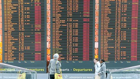 renseignements aéroport de paris