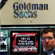 Goldman Sachs double ses profits trimestriels