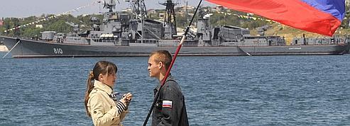 La flotte russe reste à Sébastopol pour trente ans