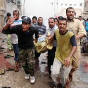 Série d'attentats sanglants à Bagdad