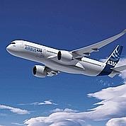 Airbus A350: le compte à rebours est enclenché
