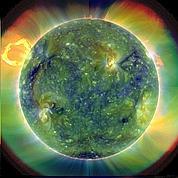 Les étonnantes images du Soleil