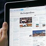 La presse américaine se renforce sur le Web