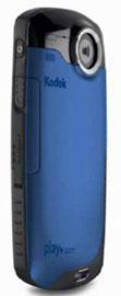 Antichoc et résistant à l'eau jusqu'à 3 m, le Kodak Playsport réalise des vidéos HD 1080p à 30 images par seconde(149 euros).