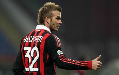 David Beckham est en tête des footballeurs les mieux payés avec 29 millions d'euros gagnés en 2009.