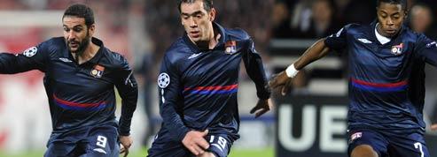 Lyon-Bayern: les conseils offensifs de Sonny Anderson