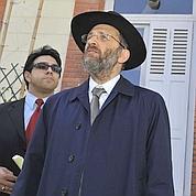 Le grand rabbin rend hommage aux Justes