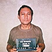 Noriega placé en détention en France