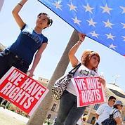 La chasse à l'immigré clandestin gêne Obama