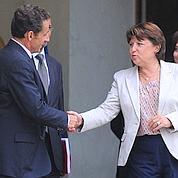 2012 : Aubry et Sarkozy au coude-à-coude