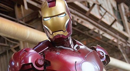 Robert Downey Jr, phénix en rouge et or