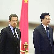Sarkozy et la Chine, 3années compliquées