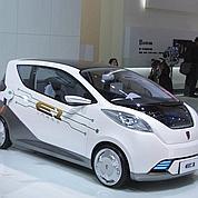 Le nouveau paysage automobile à Pékin