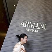 Armani ouvre son premier hôtel à Dubaï