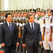 Hu Jintao ouvert aux propositions de Sarkozy