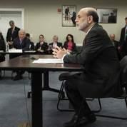 La Fed: les taux directeurs resteront bas