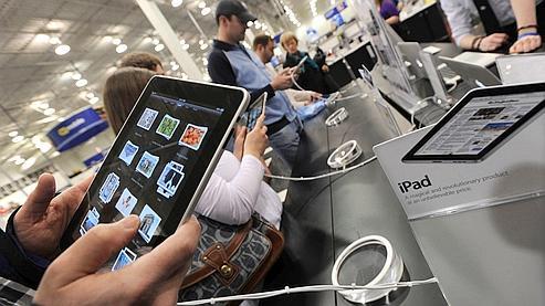 Distribution de l'iPad : Apple court-circuite les opérateurs
