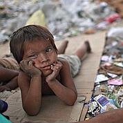 Les gamins des bidonvilles rêvent d'école