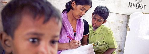 L'école devient obligatoire en Inde