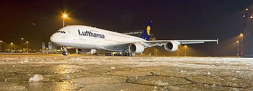 Lufthansa prépare la bataille de l'Airbus A 380