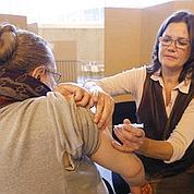 La grippe H1N1 soutient Sanofi-Aventis