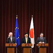 Commerce: Japon et UE veulent se rapprocher