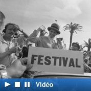 L'histoire du Festival de Cannes en images d'archives