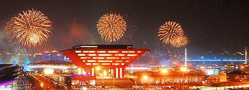 Shanghaï expose dans la démesure <br/>la puissance chinoise<br/>