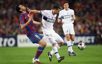 Après l'exclusion de Motta, le Barça n'a pas tenté le tout pour le tout