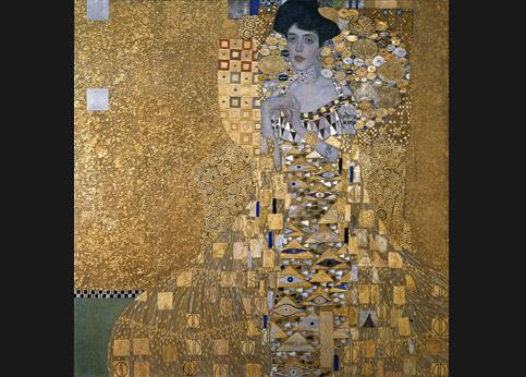 <stro />Klimt, Portrait d'Adèle Bloch-Bauer.</strong> Le musée du Belvédère de Vienne a dû le rendre en 2006 à la dernière descendante de la famille Bloch-Bauer qui vit à Los Angeles.» /></p><br /> <p=