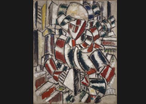 <stro />Léger, Femme en rouge et vert.</strong> En l'absence de toute certitude quant aux héritiers, l'oeuvre reste au centre Pompidou, MNAM.» /></p><br /> <p=
