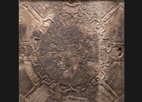 <stro />Zodiaque de Dendérah,</strong> exposé au Louvre depuis bientôt deux siècles, mais l'Egypte exige son retour.» /></p><br /> <p=
